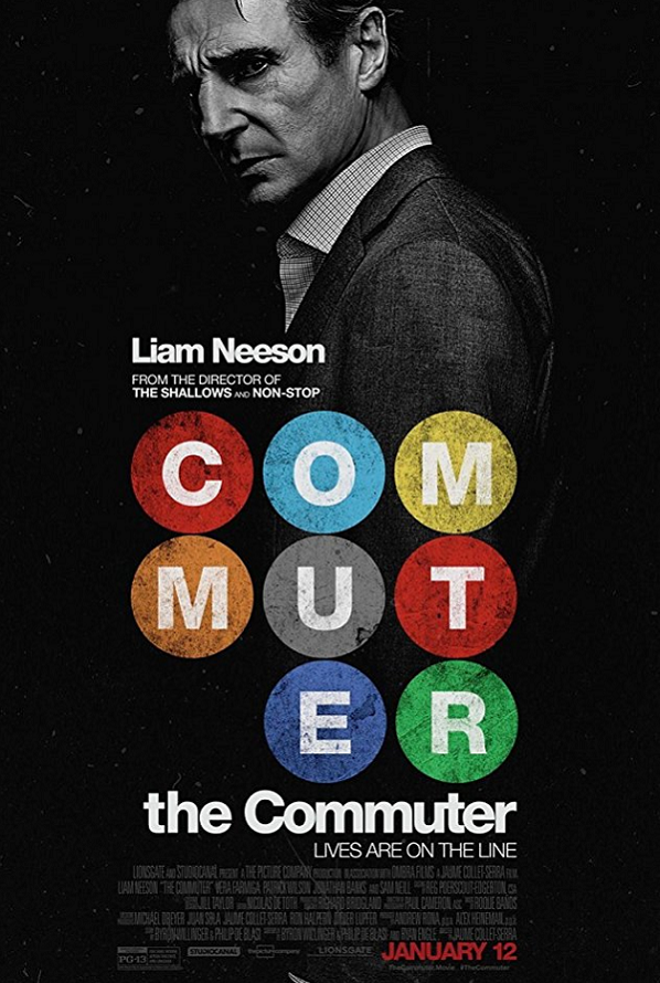 The Commuter VUDU HD or iTunes 4K
