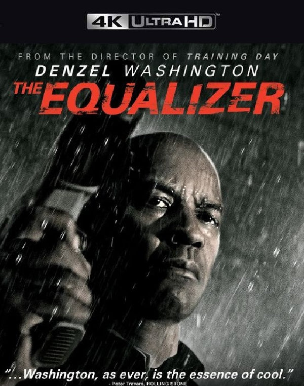 The Equalizer VUDU 4K or iTunes 4K Via Movies Anywhere