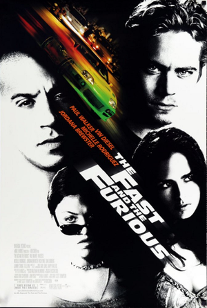 The Fast and the Furious iTunes 4K
