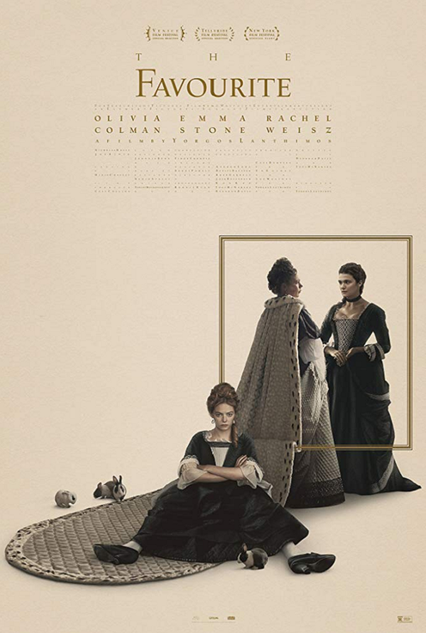 The Favourite VUDU HD Instawatch (Transfers to iTunes HD via MA)