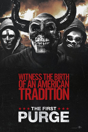 The First Purge VUDU HD or iTunes HD via MA