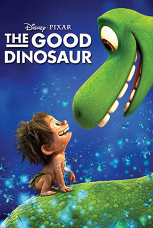 The Good Dinosaur Google Play HD (Transfers to MA)