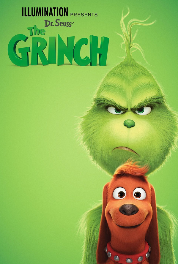 The Grinch VUDU HD or iTunes HD via MA