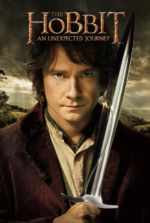 The Hobbit An Unexpected Journey VUDU HD or iTunes HD via MA