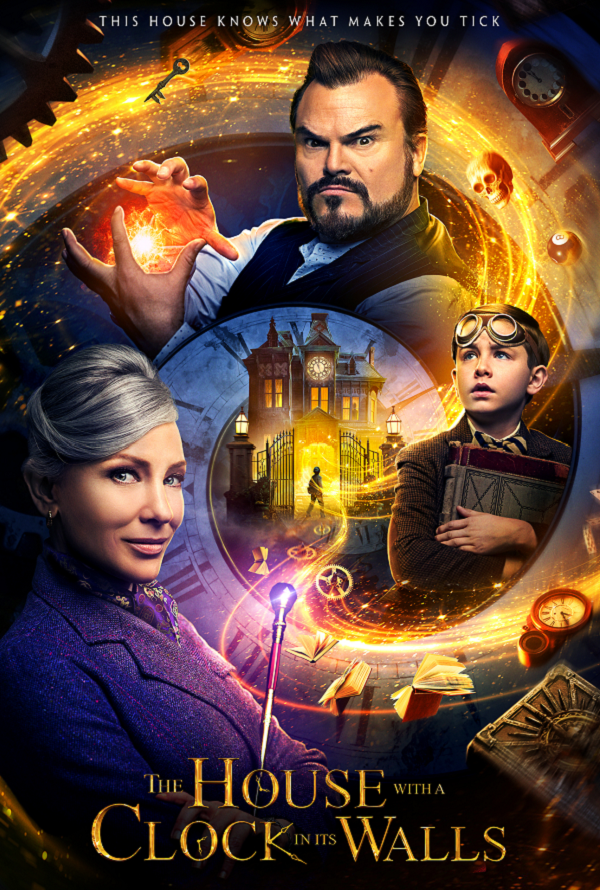 The House with a Clock in Its Walls VUDU HD or iTunes HD via Movies Anywhere