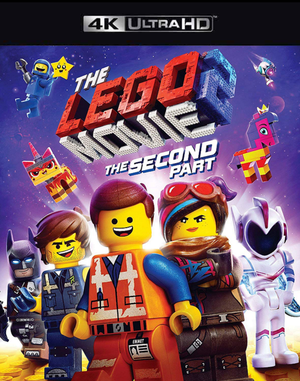The Lego Movie 2 The Second Part VUDU 4K or iTunes 4K via MA