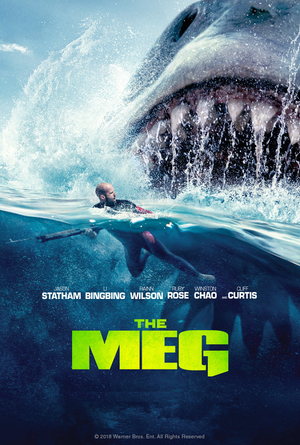 The Meg VUDU HD or iTunes HD via Movies Anywhere Early Release