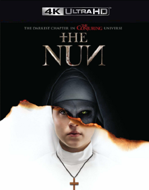 The Nun MA VUDU 4K  iTunes 4K