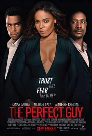 The Perfect Guy VUDU SD or iTunes SD via Movies Anywhere