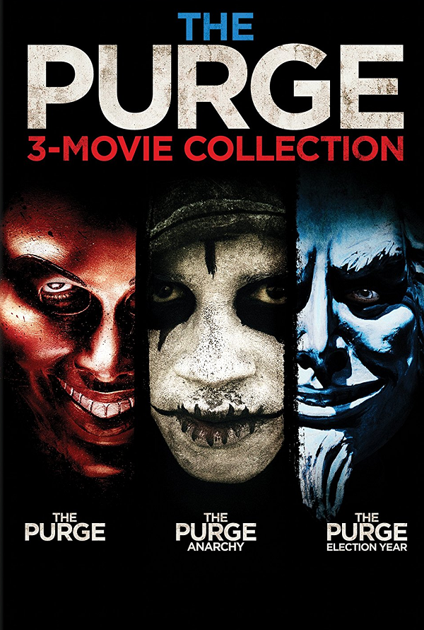 The Purge Trilogy UV HD