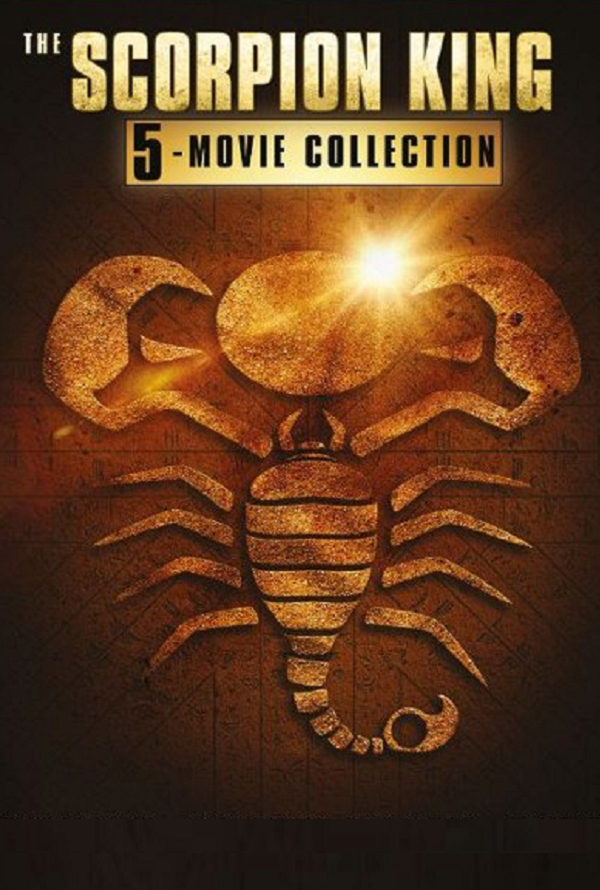 The Scorpion King 5-Movie Collection VUDU HD or iTunes HD via Movies Anywhere (READ DETAILS)