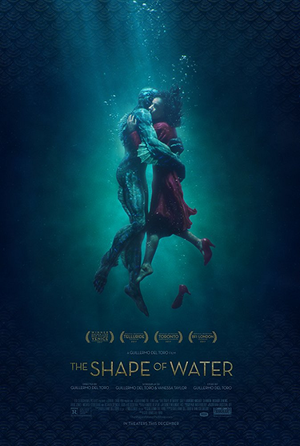 The Shape of Water VUDU HD or iTunes HD via Movies Anywhere