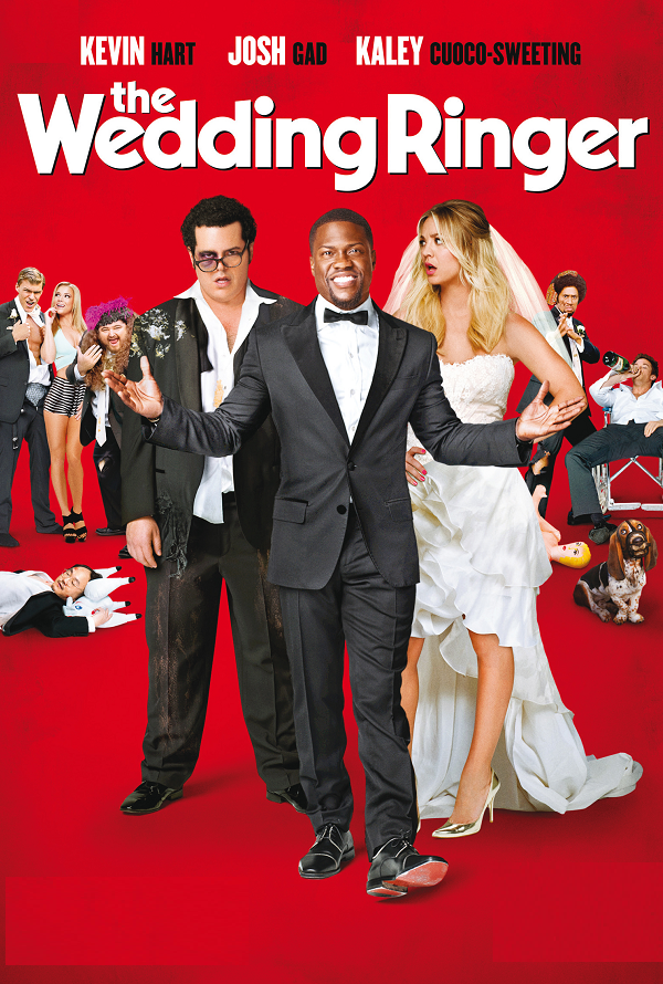 The Wedding Ringer UV HD or iTunes HD via Movies Anywhere