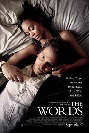 The Words Theatrical & Extended Cut VUDU HD or iTunes HD via MA
