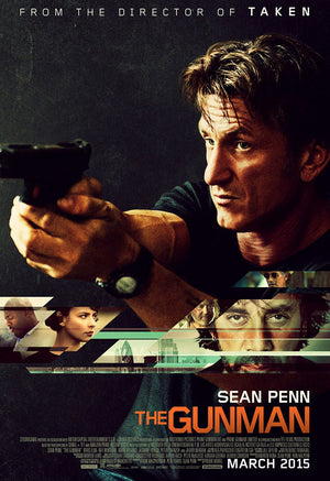 The Gunman UV HD