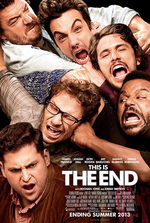 This is the End VUDU HD or iTunes HD via Movies Anywhere