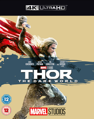 Thor Dark World MA 4K VUDU 4K iTunes 4K