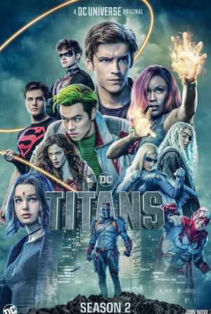 Titans Season 2 VUDU HD