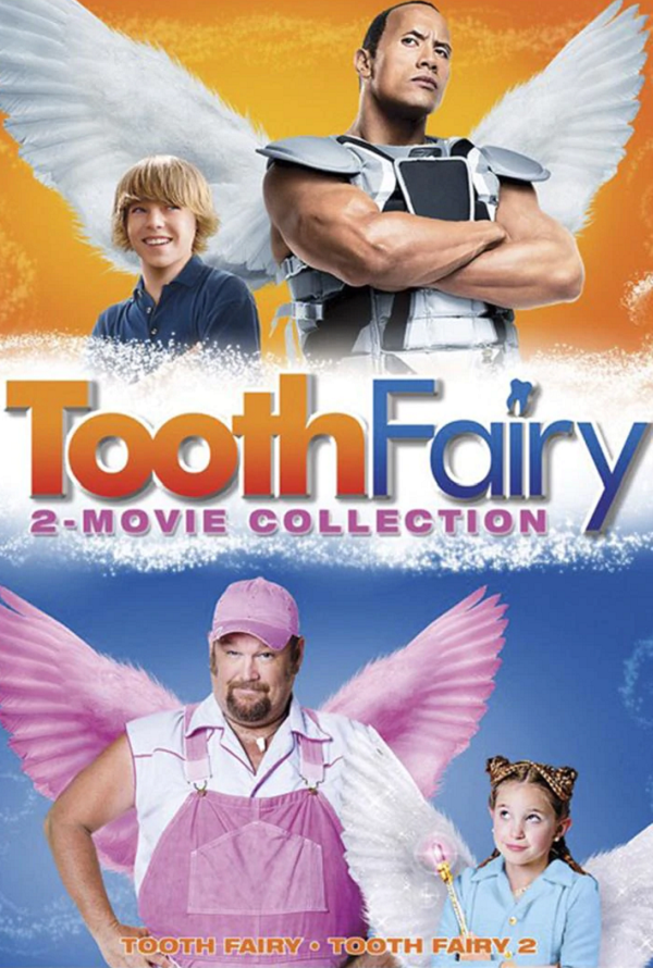 Tooth Fairy 2-Movie Collection VUDU HD Instawatch (iTunes HD via MA)