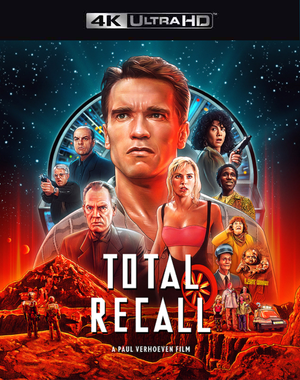 Total Recall 1990 VUDU 4K or iTunes 4K