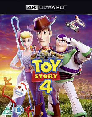Toy Story 4 iTunes 4K (VUDU 4K via MA)