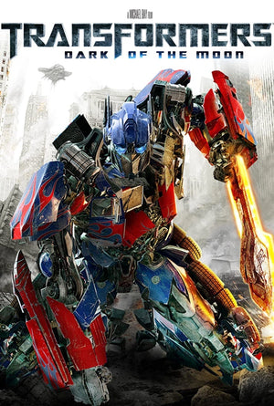 Transformers Dark of the Moon VUDU HD or iTunes 4K