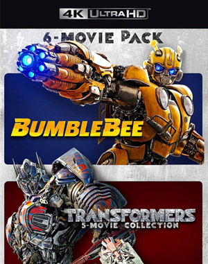 Transformers 6-Movie Collection iTunes 4K