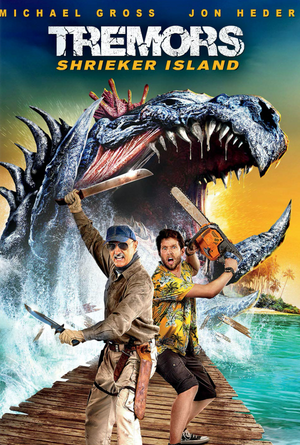 Tremors Shrieker Island VUDU HD or iTunes HD via MA