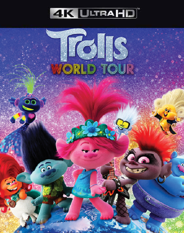 Trolls World Tour VUDU 4K or iTunes 4K via MA