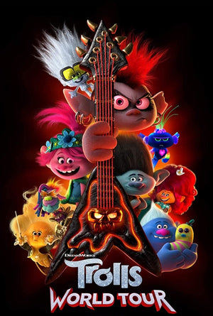 Trolls World Tour VUDU HD or iTunes HD via MA
