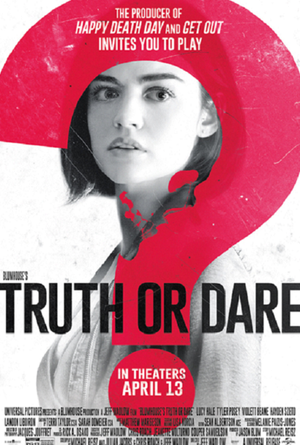 Truth or Dare Unrated Version VUDU HD or iTunes HD via MA