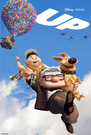 Up MA VUDU iTunes HD