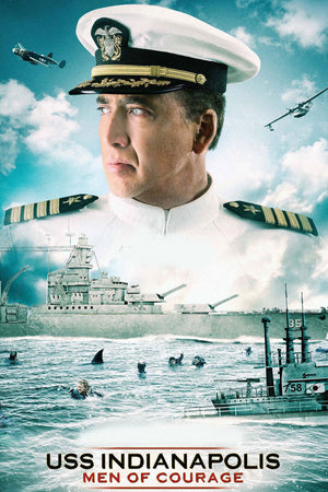 USS Indianapolis: Men of Courage UV HD