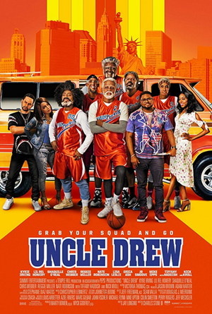 Uncle Drew VUDU HD or iTunes 4K
