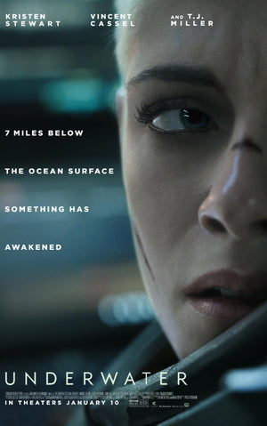 Underwater VUDU HD or iTunes HD via Movies Anywhere