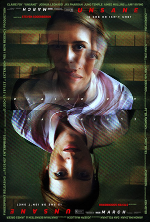 Unsane UV HD or iTunes HD via Movies Anywhere Early Release