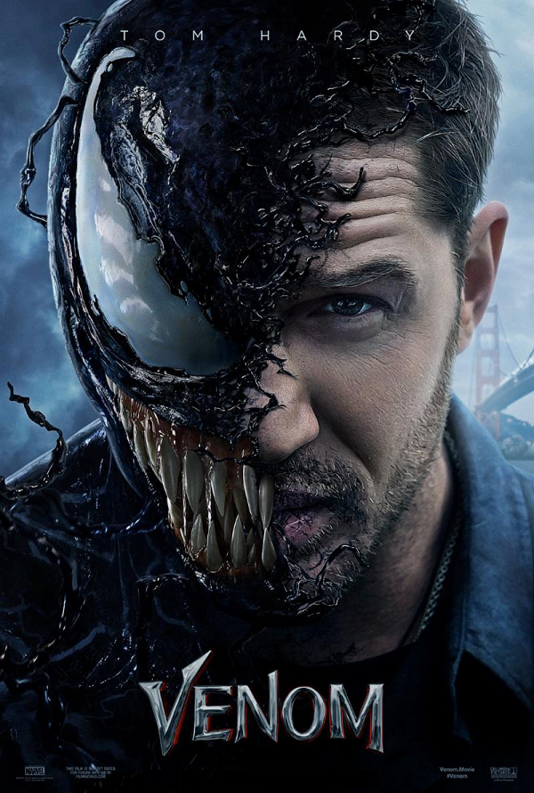 Venom VUDU SD or iTunes SD via Movies Anywhere