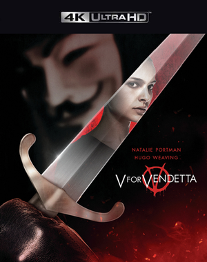 V for Vendetta MA 4K VUDU 4K iTunes 4K
