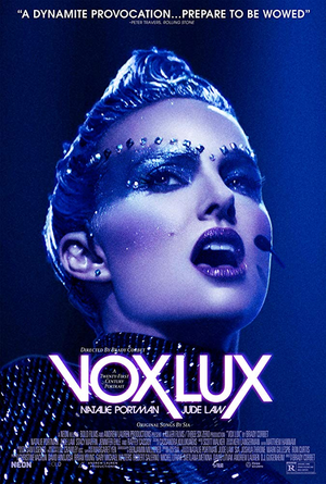 Vox Lux VUDU HD or iTunes HD via Movies Anywhere