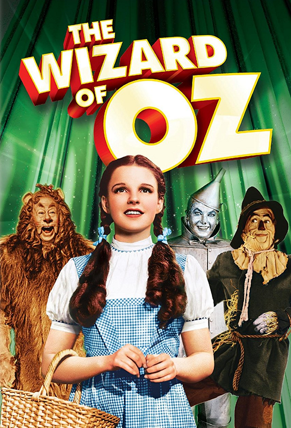 Wizard of Oz UV HD or iTunes HD via Movies Anywhere