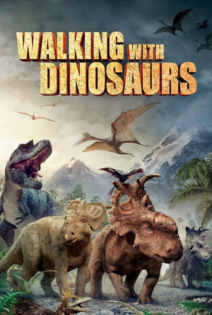 Walking with Dinosaurs VUDU HD or iTunes HD
