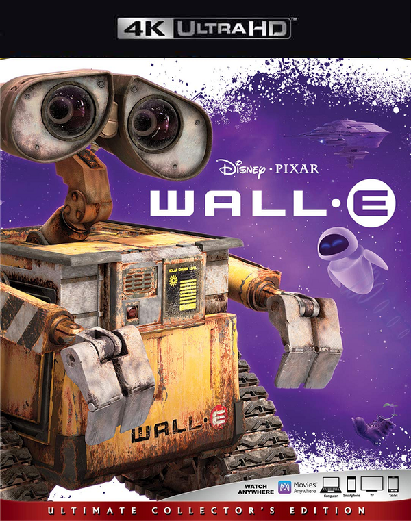 Wall-E iTunes 4K (VUDU 4K via MA)