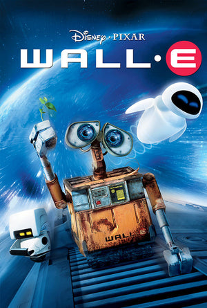 Wall-E MA HD VUDU HD iTunes HD