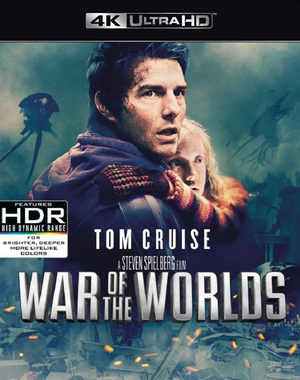 War of the Worlds 2005 VUDU 4K or iTunes 4K