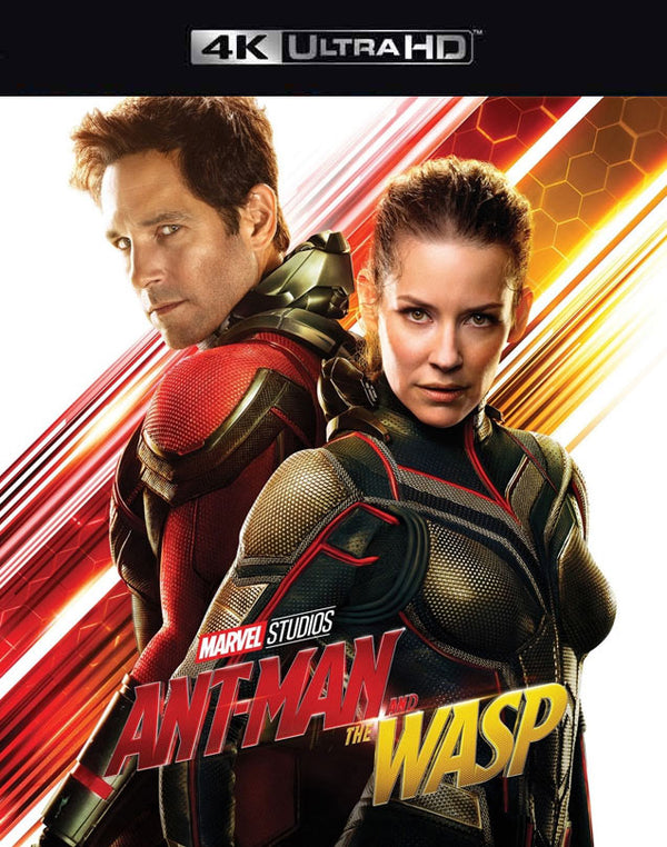 Ant-Man and the Wasp iTunes 4K (VUDU 4K via MA)