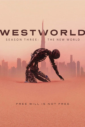 Westworld Season 3 The New World VUDU HD