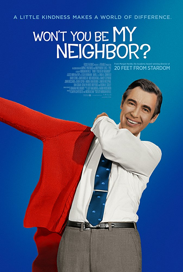 Won't You Be My Neighbor VUDU SD or iTunes SD via Movies Anywhere
