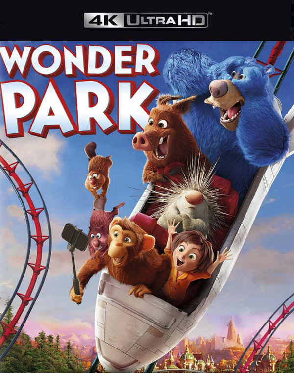 Wonder Park iTunes 4K Early Release