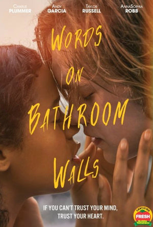 Words on Bathroom Walls VUDU HD or ITunes HD