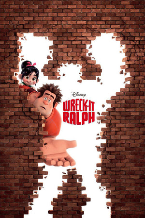 Wreck It Ralph Google Play HD (Transfers to MA)